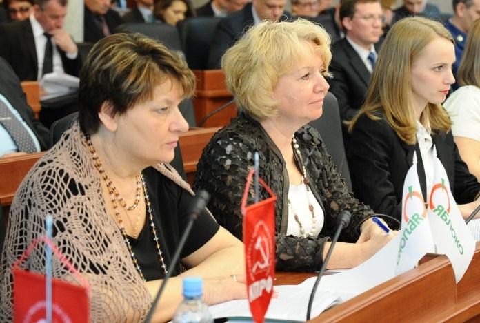 За сокращением численности парламентариев стоит стремление избавиться от оппозиции? Фото: gubdaily.ru