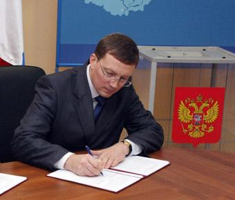 Алексей Бахилин. Фото: karel.izbirkom.ru