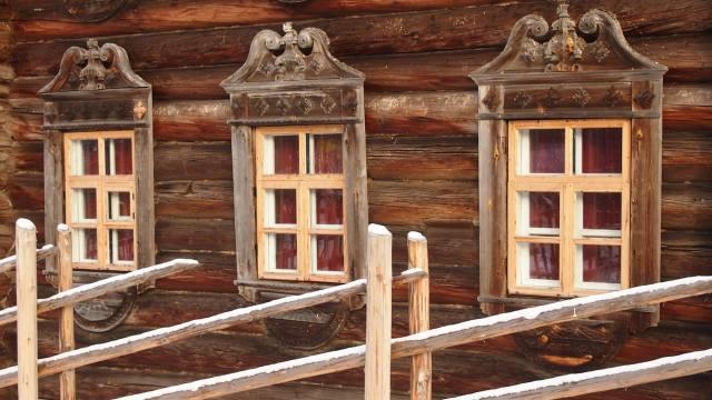 В Шелтозере. Фото: Валерий Поташов