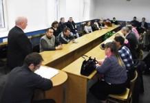 Встреча в мэрии Кондопоги. Фото: Алексей Владимиров