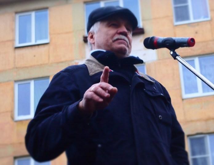 Владимир Заваркин. Фото: Валерий Поташов