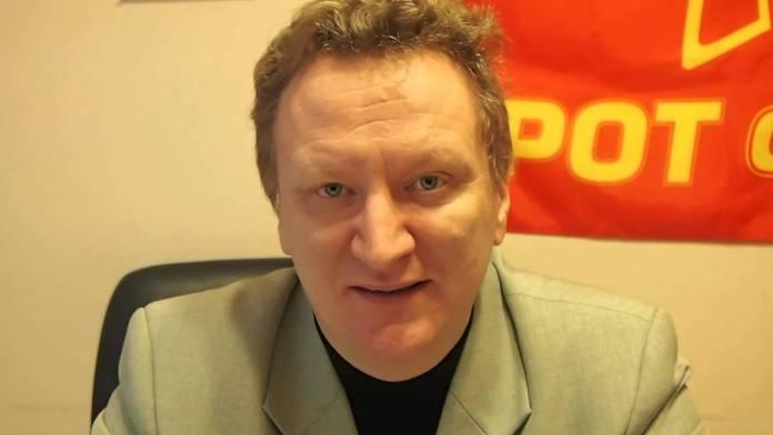 Александр Степанов. Фото: Валерий Поташов