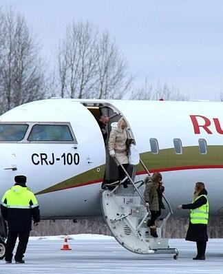 Полеты из Петрозаводска в Москву субсидируются из дефицитного бюджета Карелии. Фото: gov.karelia.ru