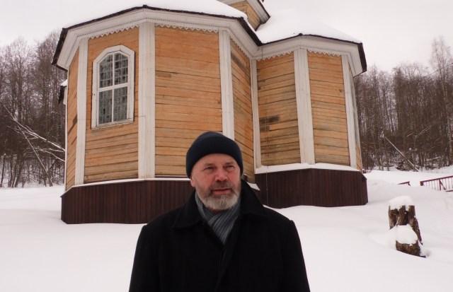 Вячеслав Агапитов. Фото: Алексей Владимиров