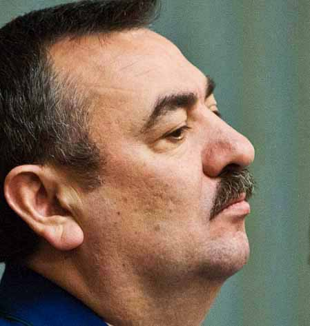 Прокурор Карелии Карен Габриелян. Фото: Губернiя Daily