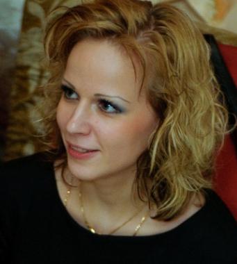 Татьяна Становая. Фото из личного архива