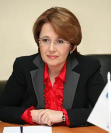 Оксана Дмитриева. Фото: dmitrieva.org