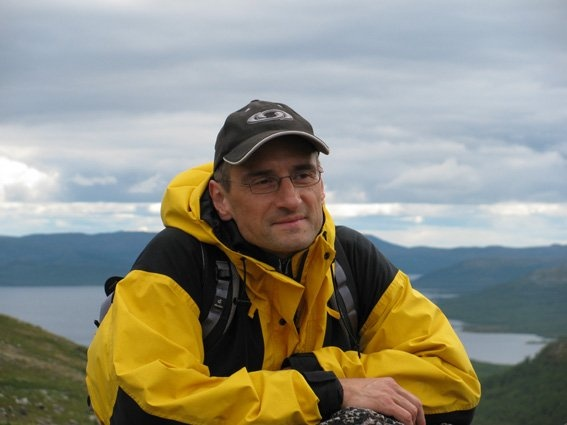 Сергей Медведев. Фото: barentsobserver.com