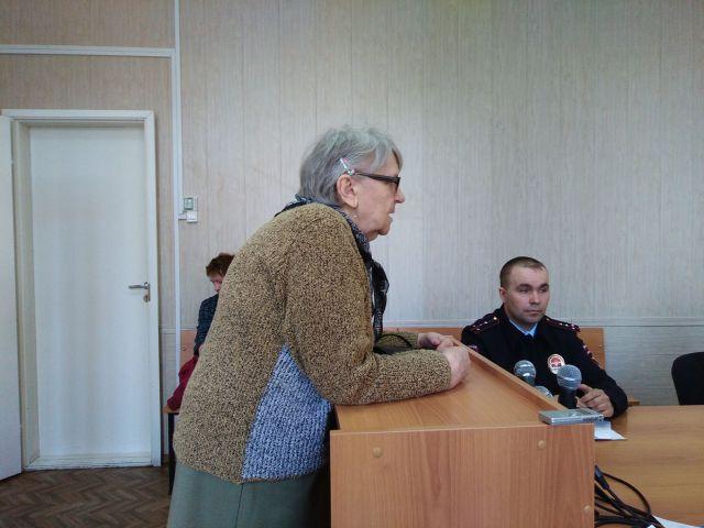 Галина Фофанова. Фото: Алексей Владимиров