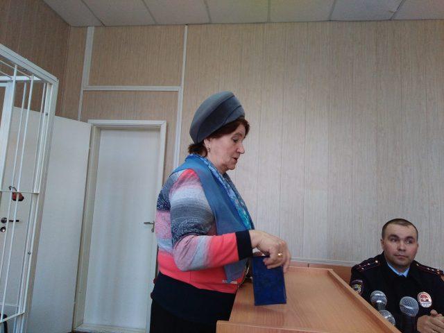 Валентина Веселкова. Фото: Валерий Поташов