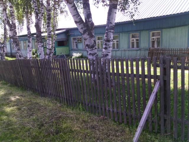 Детский сад в Ладва-Ветке давно требует расселения. Фото: Валерий Поташов