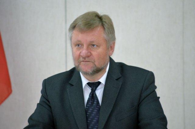 Михаил Крюков. Фото: zkh-karelia.ru