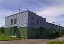 Школа в Ладва-Ветке. Фото: Валерий Поташов