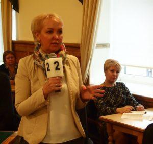 Ольга Шмаеник. Фото: Валерий Поташов
