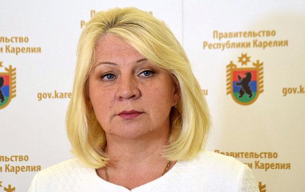 Валентина Улич. Фото: gov.karelia.ru