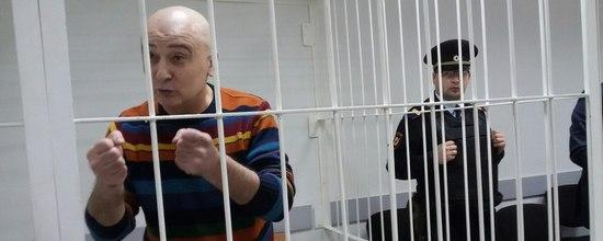 Карельский бизнесмен Девлетхан Алиханов находится под арестом в ожидании суда уже около полутора лет. Фото: Губернiя Daily