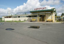 "Аэропорт ""Петрозаводск"" в Бесовце. Фото: Губернiя Daily"