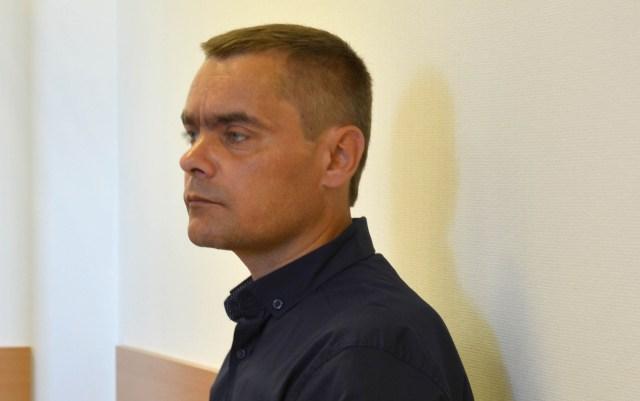 Экс-директор компании Антон Захаров. Фото: Алексей Владимиров