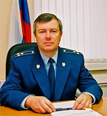 Прокурор Сортавальского района Артур Фрейман. Фото: prokuratura.karelia.ru
