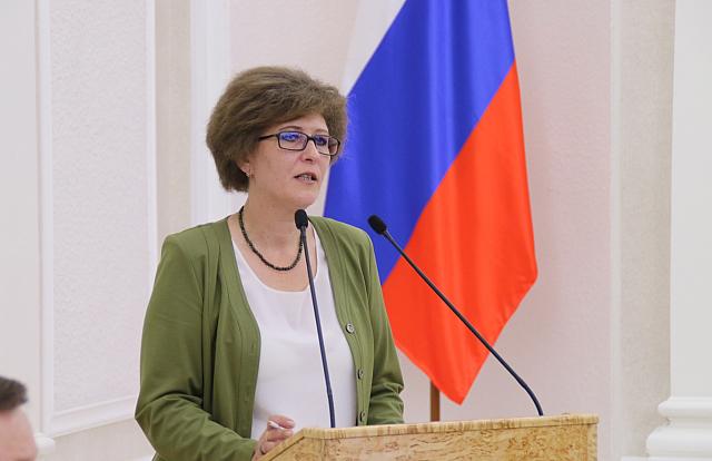 Ольга Соколова. Фото: gov.karelia.ru