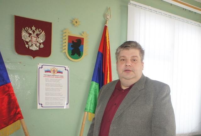 Сергей Данильев. Фото: chelmuzhi.ru
