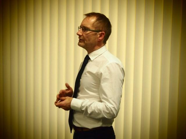Адвокат Эйрик Рингберг. Фото: Валерий Поташов