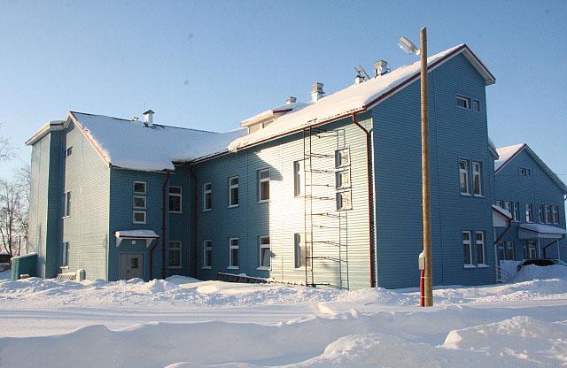 Калевальская ЦРБ. Фото: gov.karelia.ru