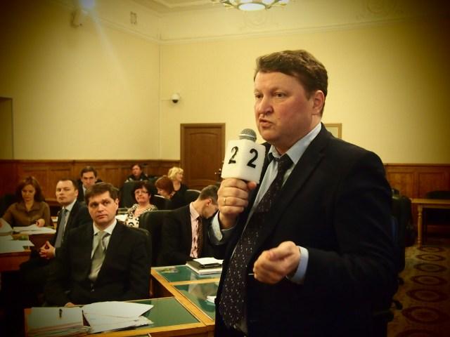 Олег Арминен. Фото: Валерий Поташов