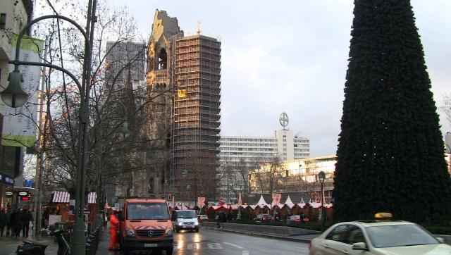 Объектом атаки террористов в Берлине была выбрана рождественская ярмарка. Фото: Юрий Векслер
