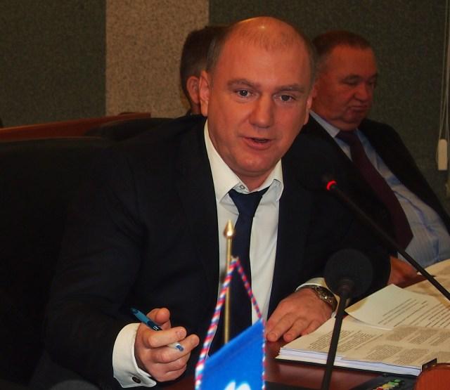 Виталий Красулин. Фото: Валерий Поташов