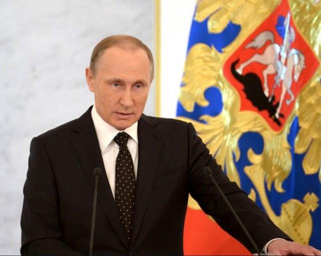 Президент России Владимир Путин. Фото: президент.рф