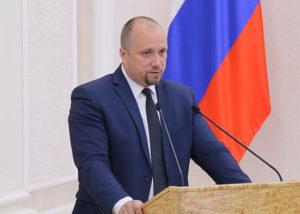Вице-премьер Карелии Юрий Савельев. Фото: gov.karelia.ru