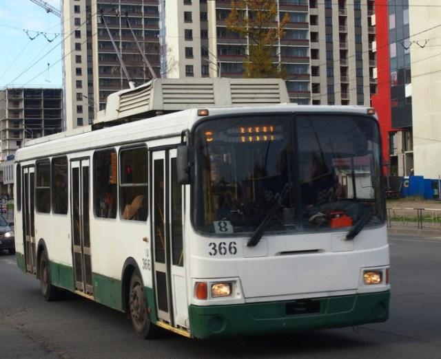 В Новом году жителей Петрозаводска ждет повышение платы за проезд в троллейбусе. Фото: Валерий Поташов