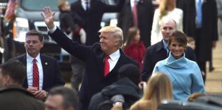Доналд Трамп - новый американский президент, на которого большие надежды возлагают...в России. Фото c официальной страницы Доналда Трампа в Facebook