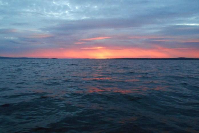 На озере Куйтто. Фото: Андрей Туоми