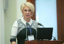 Генеральный директор Корпорации равзвития Карелии Анна Позднякова. Фото: kr-rk.ru