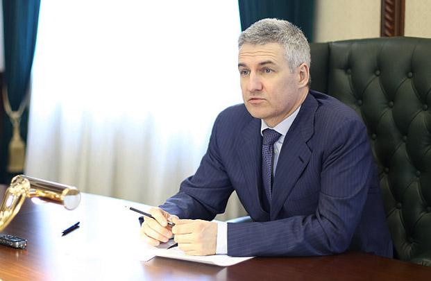Врио главы Карелии на встрече с депутатами парламента республики от КПРФ. Фото: gov.karelia.ru