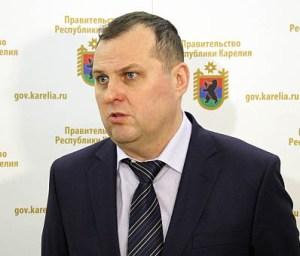Олегу Тельнову в команде нового руководителя Карелии места не нашлось. Фото: gov.karelia.ru