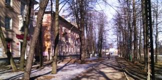 Французский бульвар в Петрозаводске. Фото: Валерий Поташов