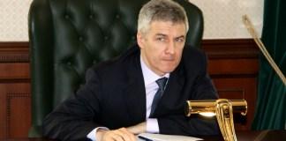 Врио главы Карелии Артур Парфенчиков. Фото: Илона Радкевич