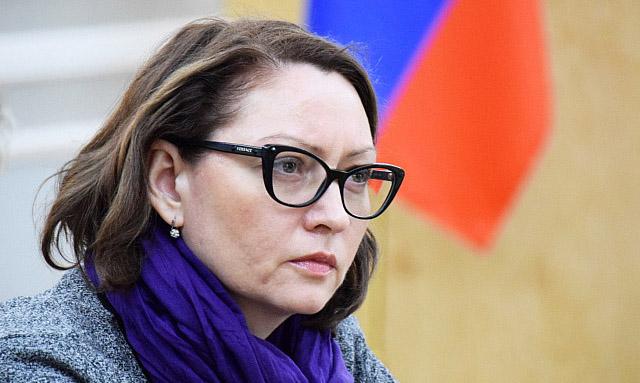 Новый министр здравоохранения Карелии Ольга Лазаревич. Фото: gov.karelia.ru
