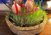 Яйца - символ праздника Пасхи. Фото: Черника