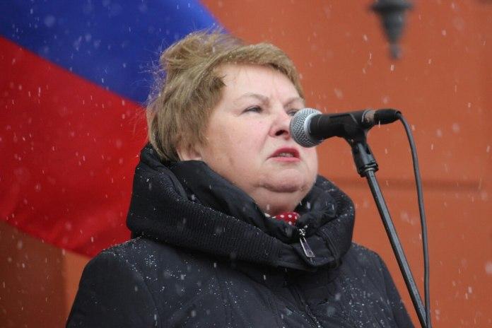 Валентина Пивненко. Фото: Сергей Мятухин