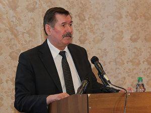 Глава администрации Медвежьегорского района Владимир Карпенко. Фото: gov.karelia.ru