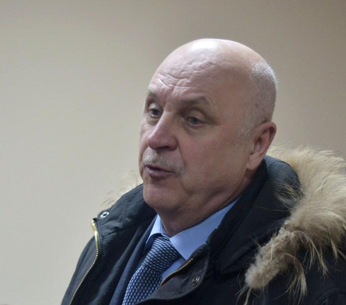 Глава администрации Кондопожского района Карелии Николай Лагута. Фото: Алексей Владимиров