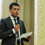 Министр строительства Карелии Дмитрий Матвиец. Фото: Алексей Владимиров