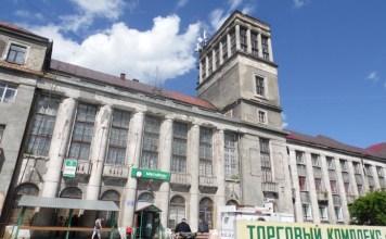 В центре Медвежьегорска. Фото: Алексей Владимиров