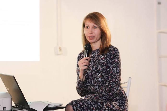 Юрист Елена Пальцева выдвинута кандидатом на пост уполномоченного по правам ребенка в Карелии. Фото из личного архива
