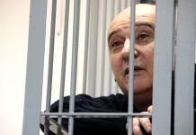 Бывший вице-спикер парламента Карелии Девлетхан Алиханов провел за решеткой в ожидании приговора почти три года. Фото: Илона Радкевич