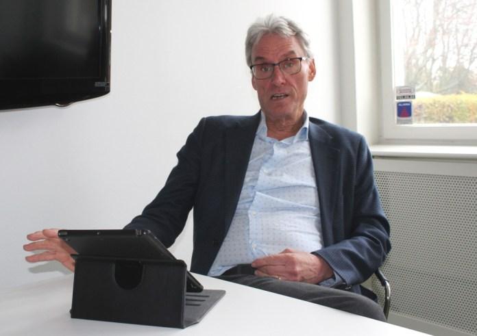 Местный политик Ян-Эрик Янссон. Фото: Валерий Поташов